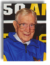 Coach Wooden's Home Page.